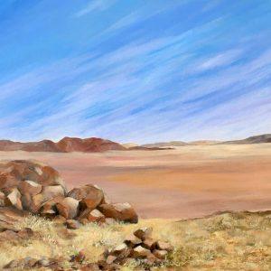 messum namib desert landscape